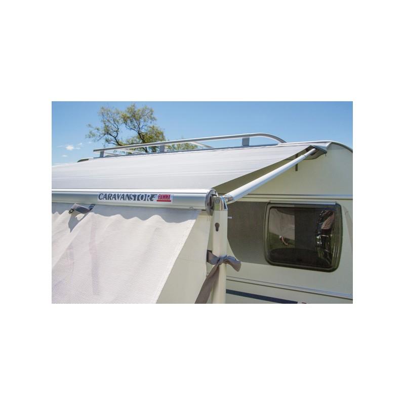 Toldo caravanstore deluxe grey 360 fiamma caravaning esguard for Toldos para enrollar