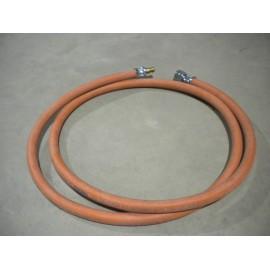 RACORD FLEXIBLE 150 CM.(GAS) C. RAPIDA