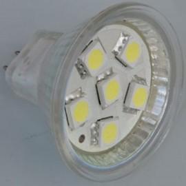 BOMBILLA 8 LEDS