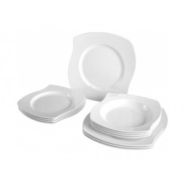 SET MELAMINA 12 PC. PETAL